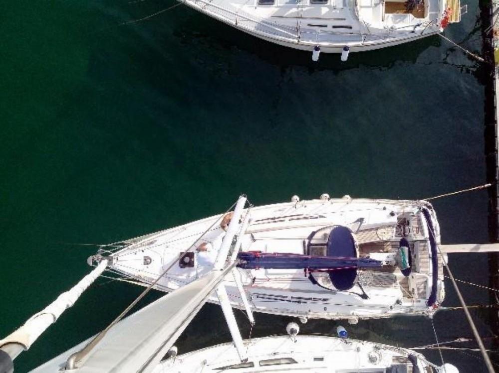 Bootsverleih Salerno günstig Sun Odyssey 36i