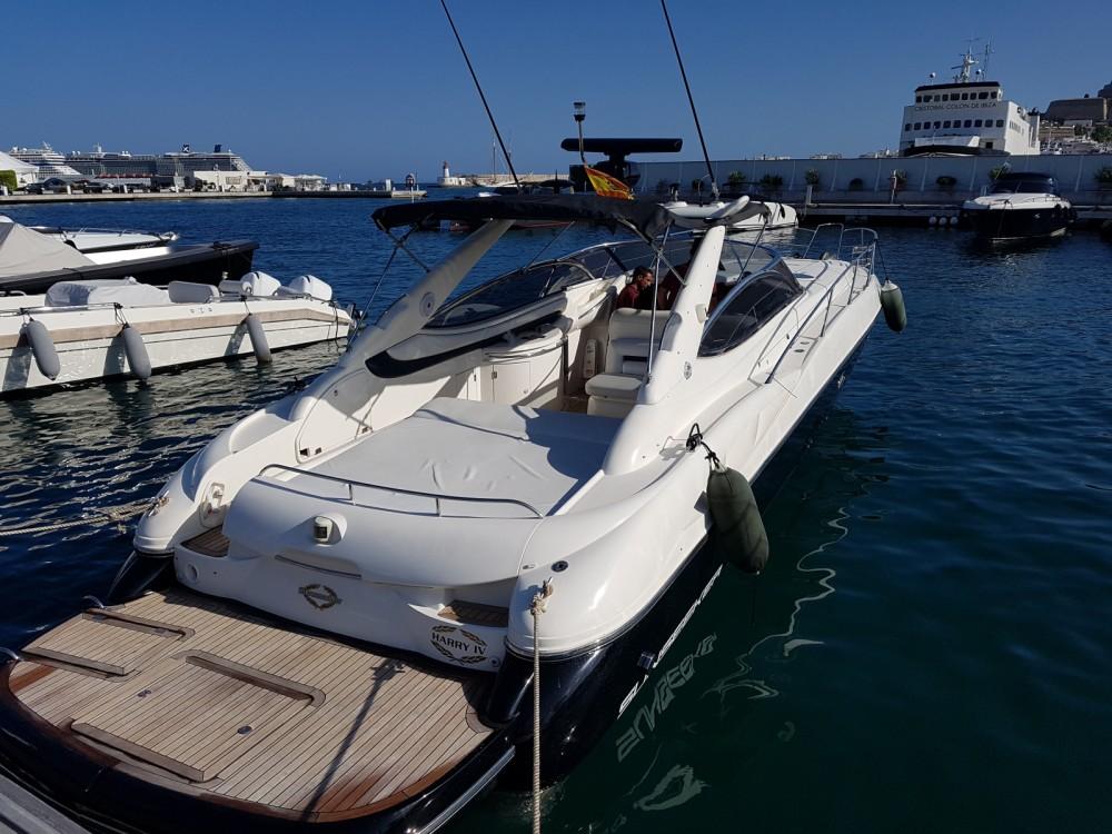 Bootsverleih Ibiza-Stadt günstig Superhawk 50