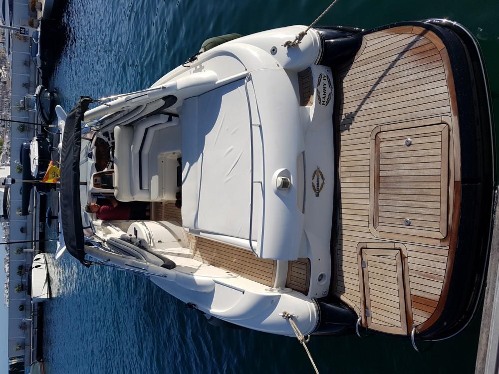 Vermietung Motorboot Sunseeker mit Führerschein