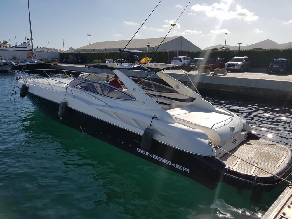 Motorboot mieten in Ibiza-Stadt zum besten Preis