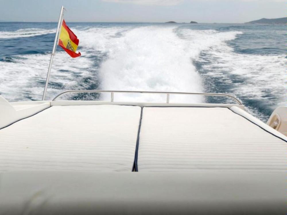 Motorboot mieten in Ibiza-Stadt - Sunseeker Superhawk 50