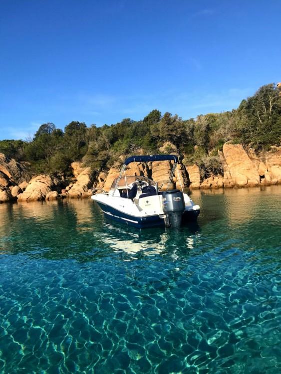 Motorboot mieten in Belvédère-Campomoro - Jeanneau Cap Camarat 715 WA