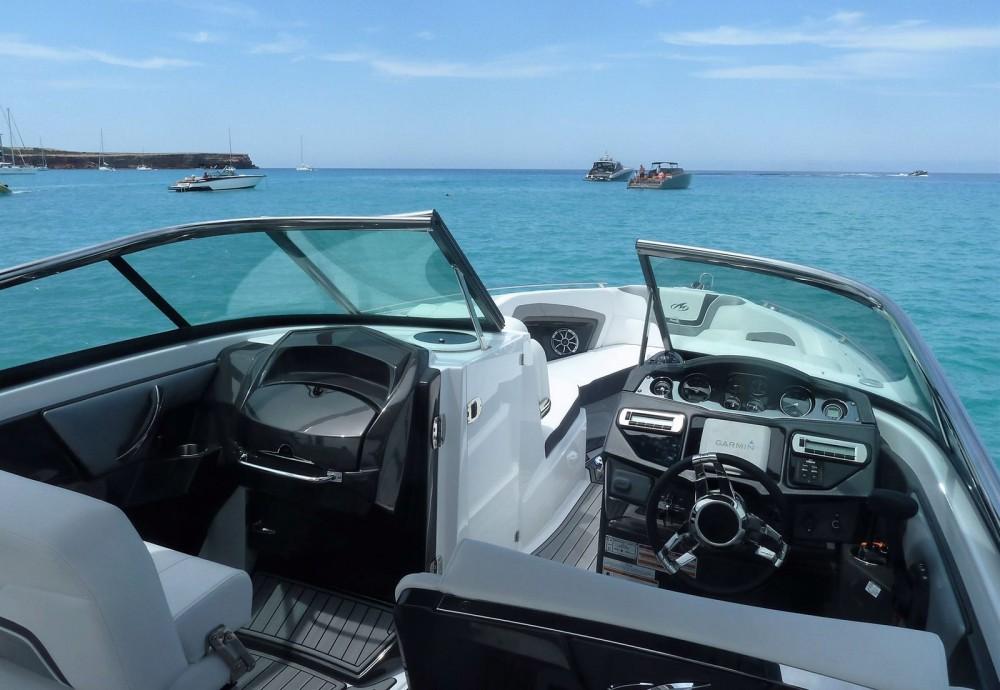 Bootsverleih Monterey 298 SS Marina Ibiza Samboat
