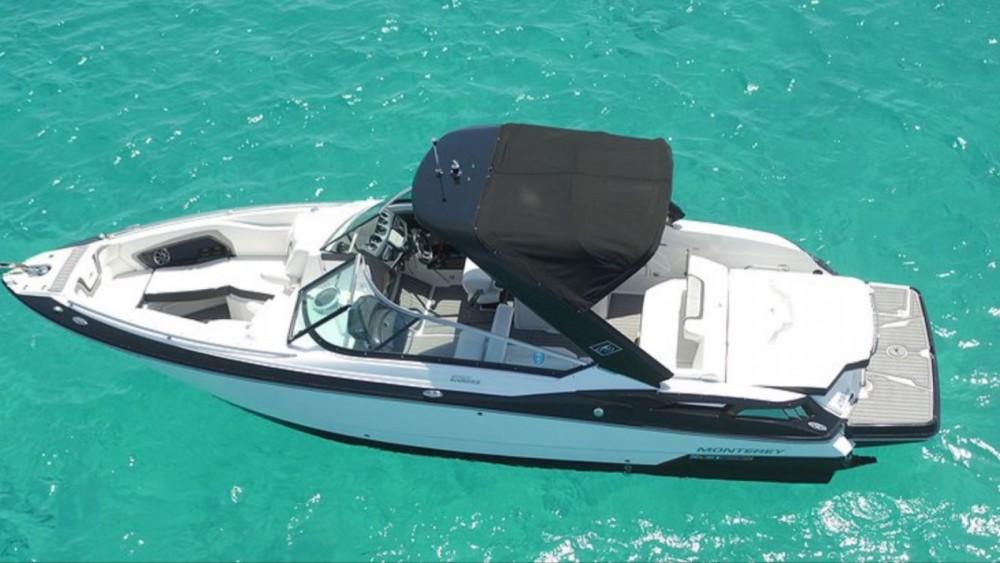 Yacht-Charter in Marina Ibiza - Monterey 298 SS auf SamBoat