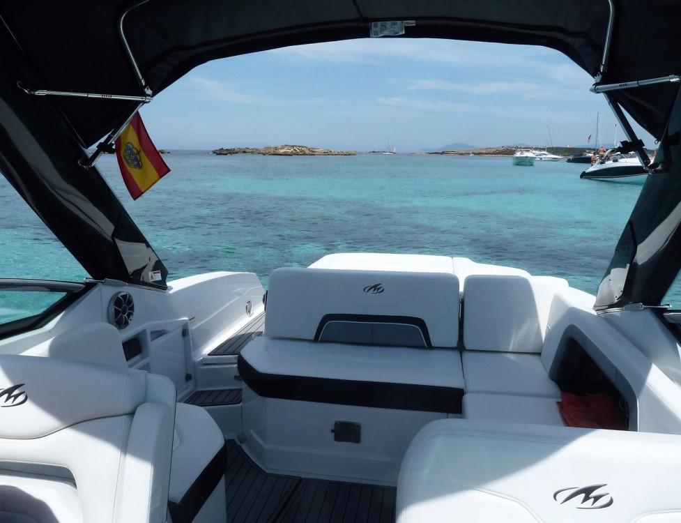 Vermietung Motorboot Monterey mit Führerschein