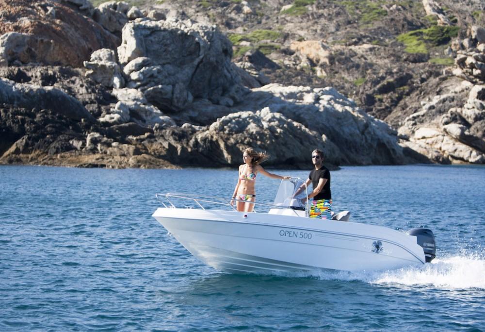 Motorboot mieten in Sète - Pacific Craft Pacific Craft 500