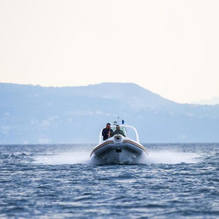 Schlauchboot mieten in Castellammare di Stabia - THUNDER BAT 7.5 MT