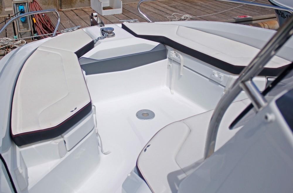 Motorboot mieten in Barcelona - Bénéteau Flyer 6.6 SPACEdeck