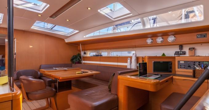 Yacht-Charter in Le Grau-du-Roi - Jeanneau Jeanneau 53 auf SamBoat