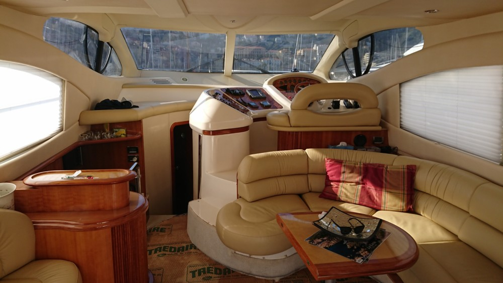 Yacht-Charter in Cap-d'Ail - Azimut Azimut 46 Fly auf SamBoat