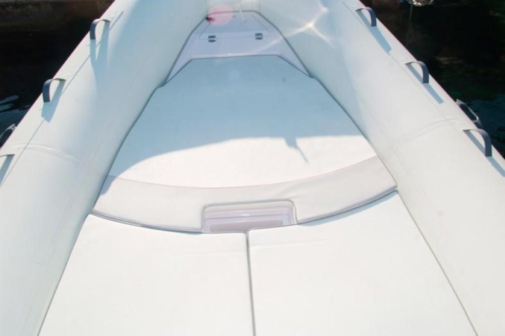 Schlauchboot mieten in La Savina - Selva Selva D600
