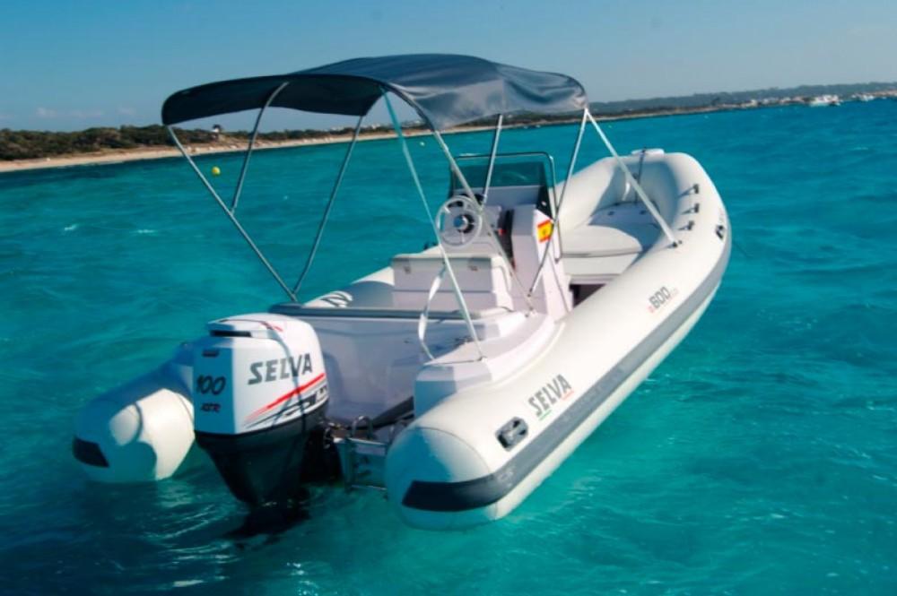 Yacht-Charter in La Savina - Selva Selva D600 auf SamBoat