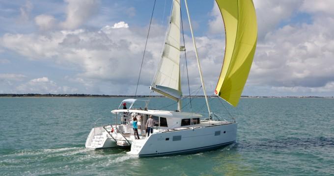 Katamaran mieten in Faro - Lagoon Lagoon 400 S2