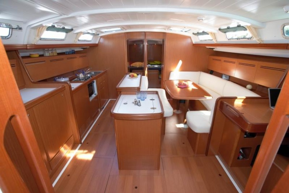 Segelboot mieten in Nikiti - Bénéteau Cyclades 50.5