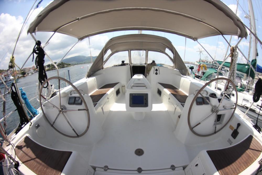 Yacht-Charter in Nikiti - Bénéteau Cyclades 50.5 auf SamBoat