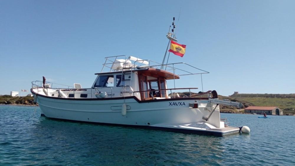 Menorquin Yachts Menorquin Yachts 150 Fly zwischen Privatpersonen und professionellem Anbieter Maó
