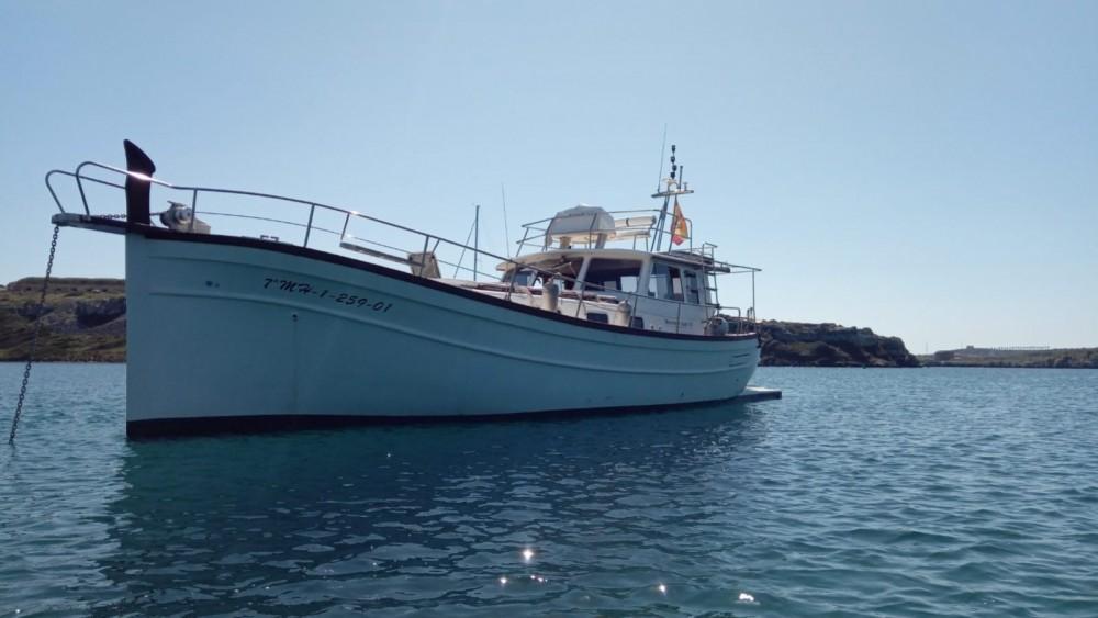Yacht-Charter in Maó - Menorquin Yachts Menorquin Yachts 150 Fly auf SamBoat