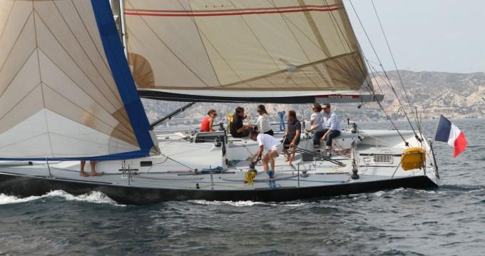 Segelboot mieten in Marseille - Jeanneau JTA 40