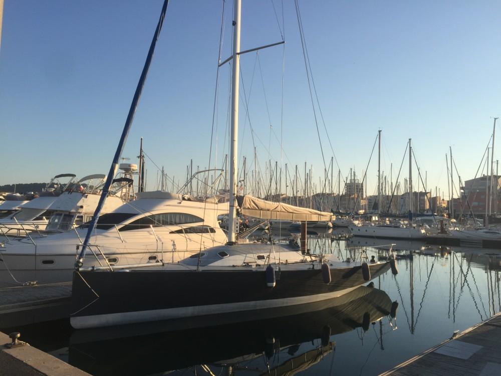Yacht-Charter in Marseille - Jeanneau JTA 40 auf SamBoat