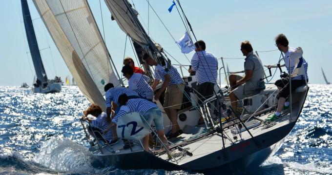 Bootsverleih Jeanneau JTA 40 Marseille Samboat