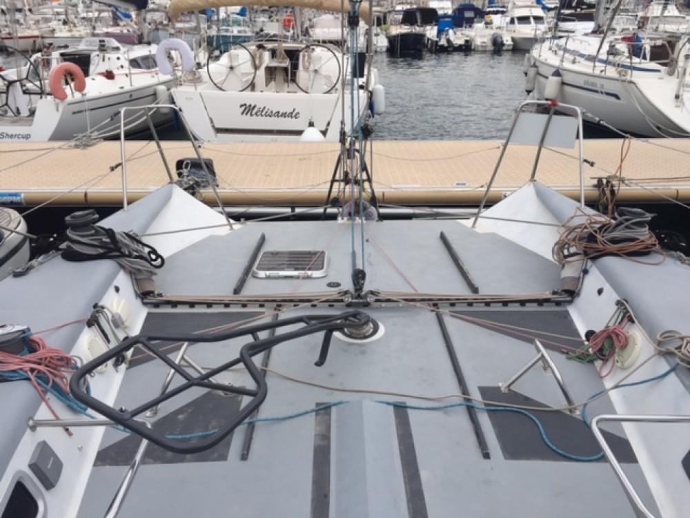 Bootsverleih Marseille günstig JTA 40