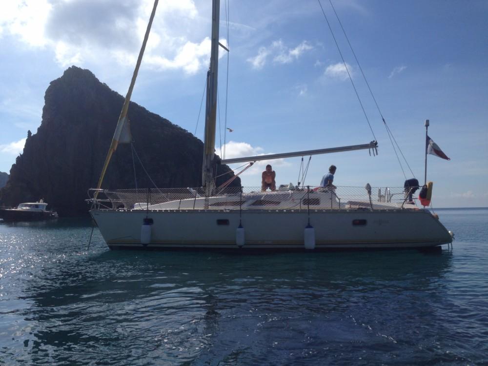 Segelboot mieten in Ponza zum besten Preis