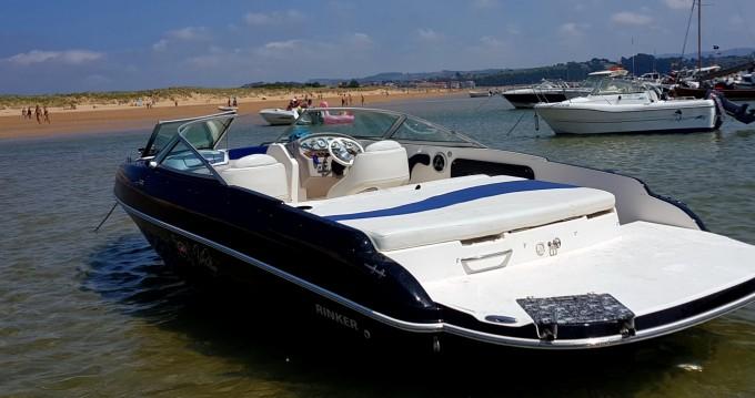 Motorboot mieten in Camargo - Rinker 212 CAPTATIVA