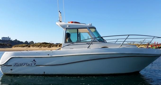 Motorboot mieten in Maliaño - Faeton 730 MORAGA