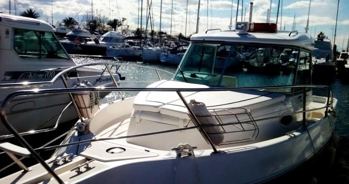 Motorboot mit oder ohne Skipper Faeton mieten in Maliaño