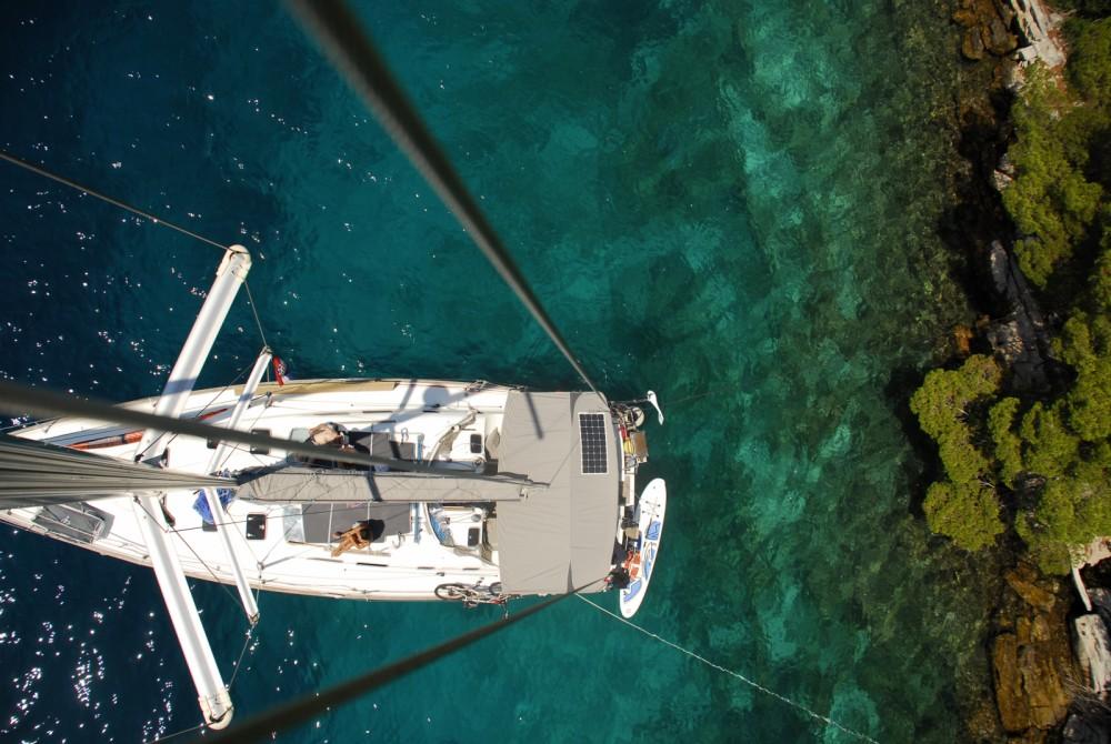 Segelboot mieten in Tremiti-Inseln - Bénéteau Oceanis 473 Performance