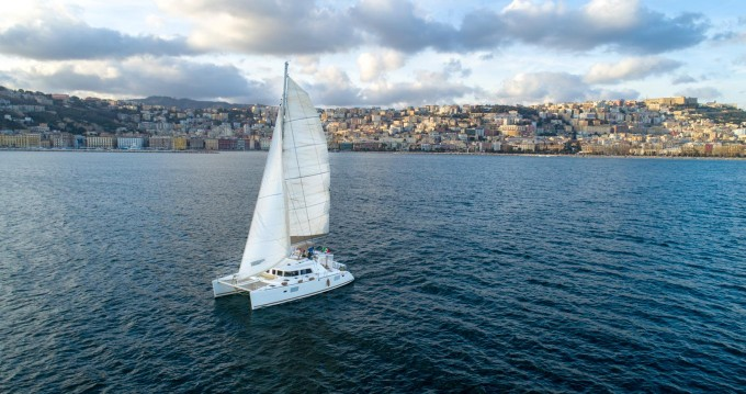Katamaran mit oder ohne Skipper Lagoon mieten in Neapel
