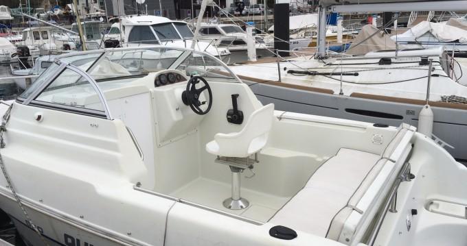 Quicksilver Quicksilver 520 Cruiser zwischen Privatpersonen und professionellem Anbieter Évian-les-Bains