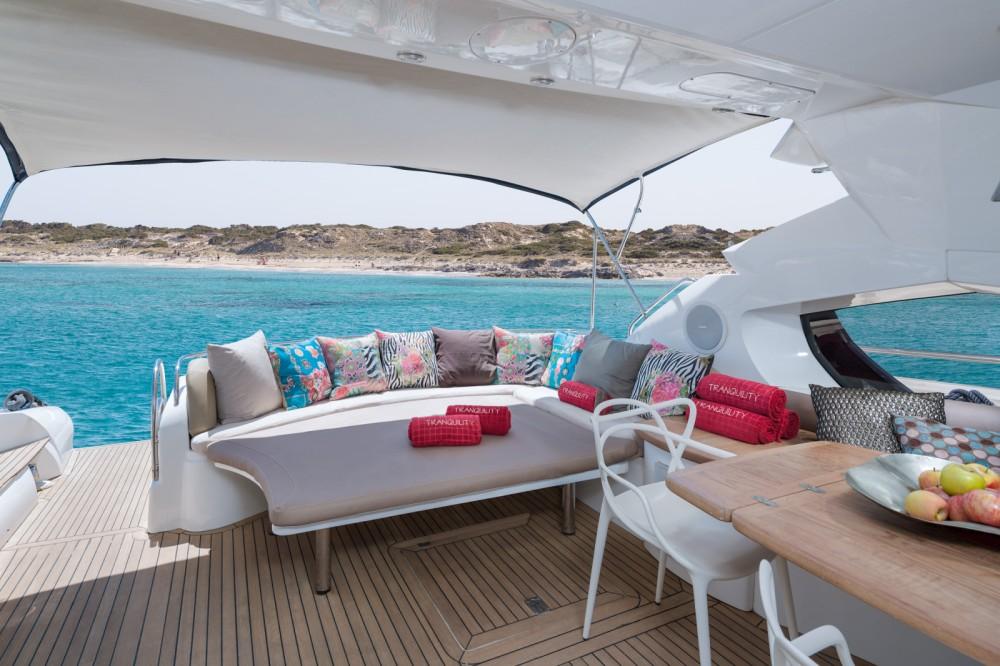 Bootsverleih Sunseeker Predator 68 Ibiza-Stadt Samboat