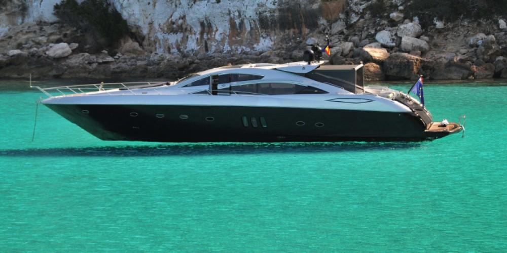 Yachten mieten in Ibiza-Stadt - Sunseeker Predator 82
