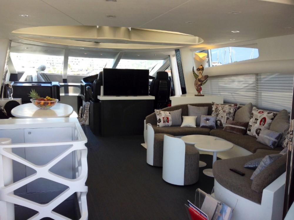 Bootsverleih Sunseeker Predator 82 Ibiza-Stadt Samboat