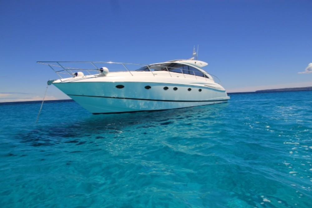 Yachten mit oder ohne Skipper Princess mieten in Ibiza-Stadt