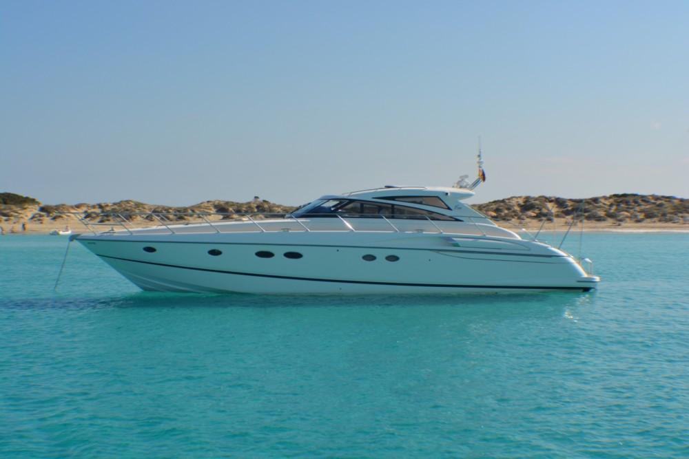 Bootsverleih Princess Princess V58 Ibiza-Stadt Samboat