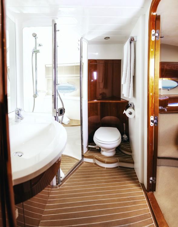 Yacht-Charter in Ibiza-Stadt - Princess Princess V58 auf SamBoat