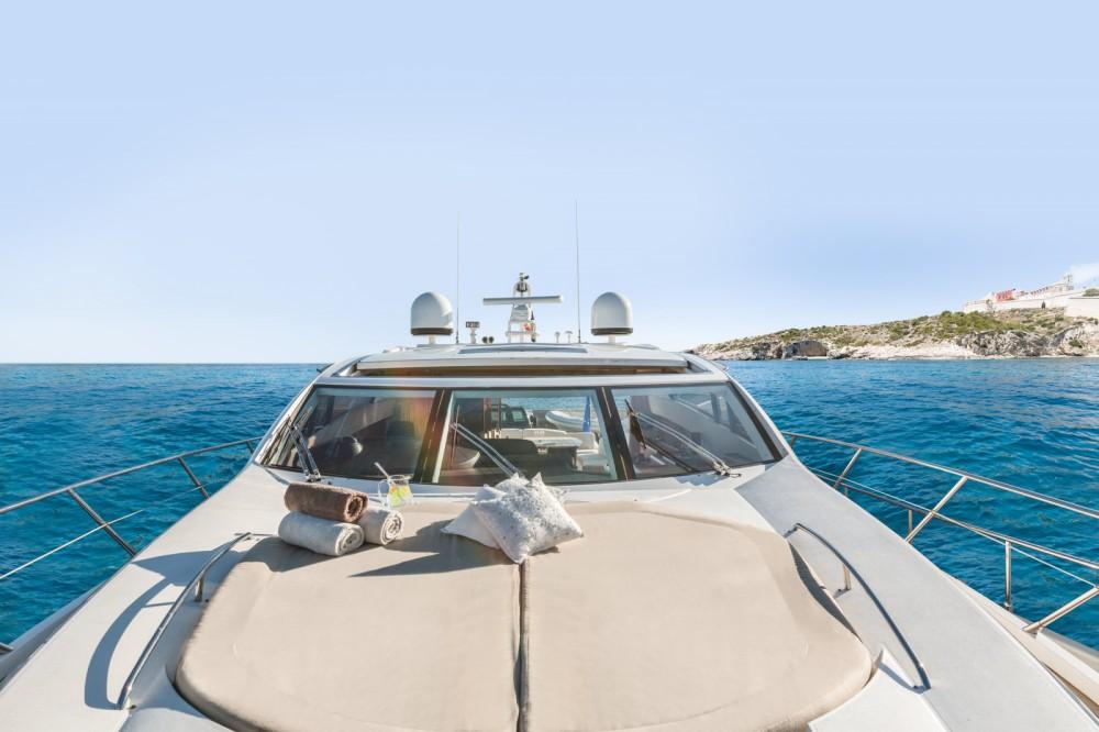 Yachten mieten in Ibiza-Stadt - Sunseeker Predator 72
