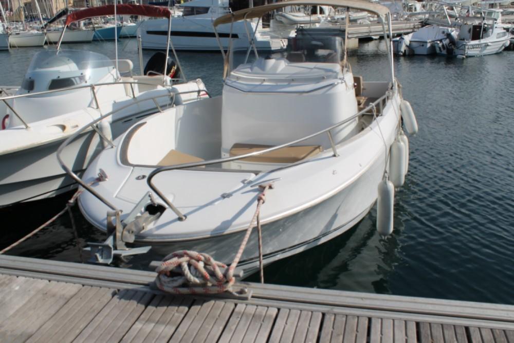Yacht-Charter in Propriano - Jeanneau Cap Camarat 7.5 Style auf SamBoat