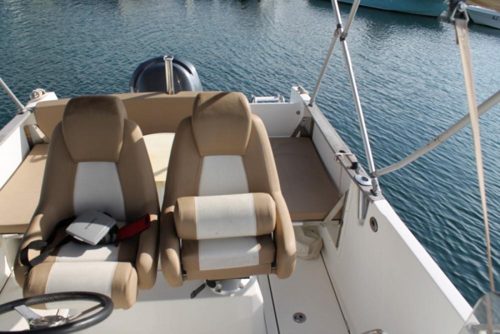 Motorboot mieten in Propriano - Jeanneau Cap Camarat 7.5 Style