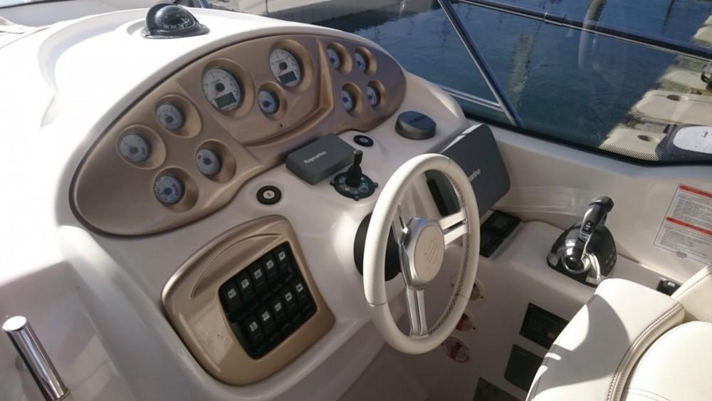 Vermietung Motorboot Sessa Marine mit Führerschein