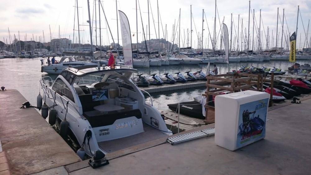 Motorboot mit oder ohne Skipper Sessa Marine mieten in Dénia