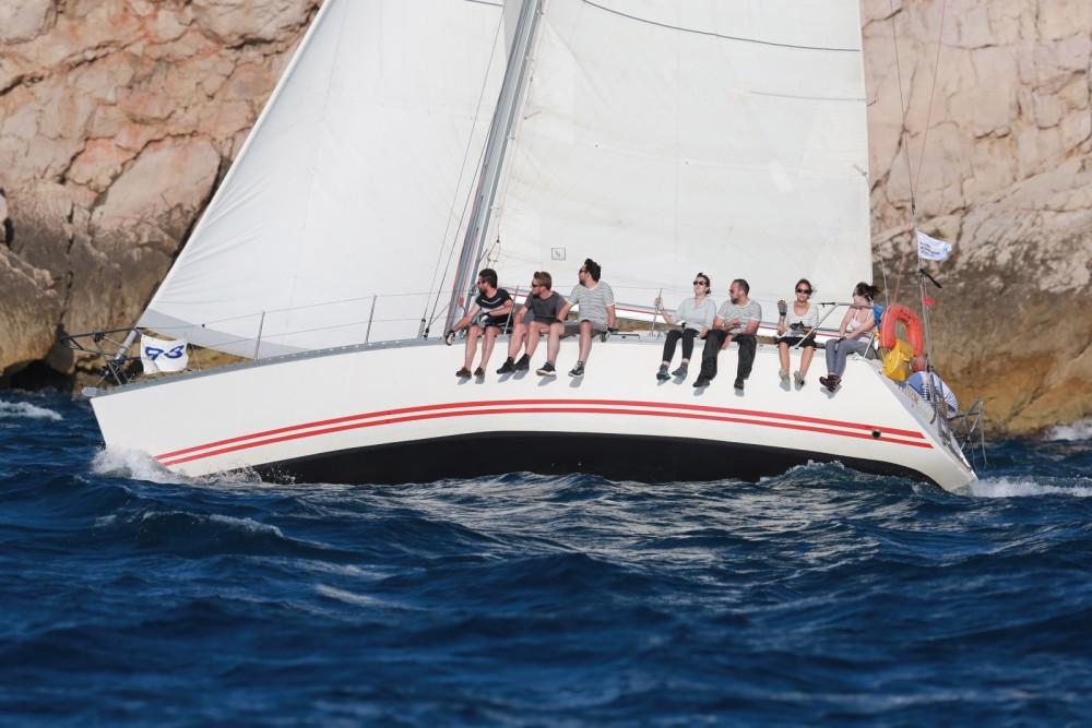 Bootsverleih Jeanneau Sun Fast 39  Samboat