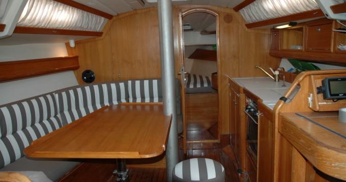 Segelboot mieten in L'Estaque - Jeanneau Sun Fast 39