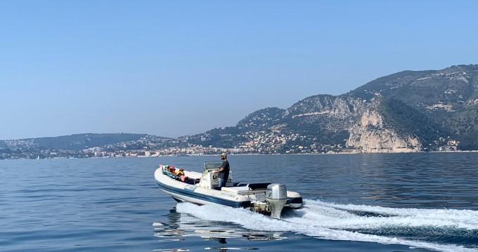 Ein Joker Boat Clubman 24 mieten in Monaco