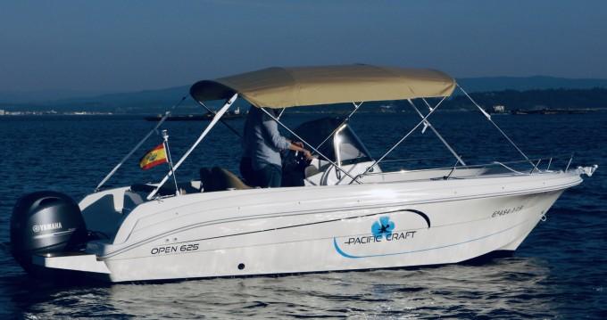 Yacht-Charter in Palma de Mallorca - Pacific Craft Pacific Craft 625 Open auf SamBoat