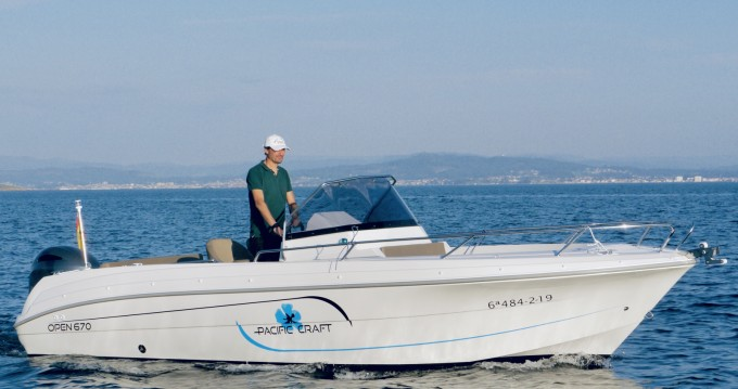 Motorboot mieten in Palma de Mallorca zum besten Preis