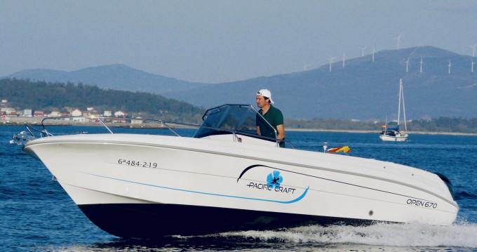 Pacific Craft Pacific Craft 670 Open zwischen Privatpersonen und professionellem Anbieter Palma de Mallorca