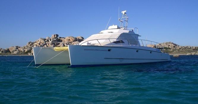 Vermietung Motorboot Catalu mit Führerschein